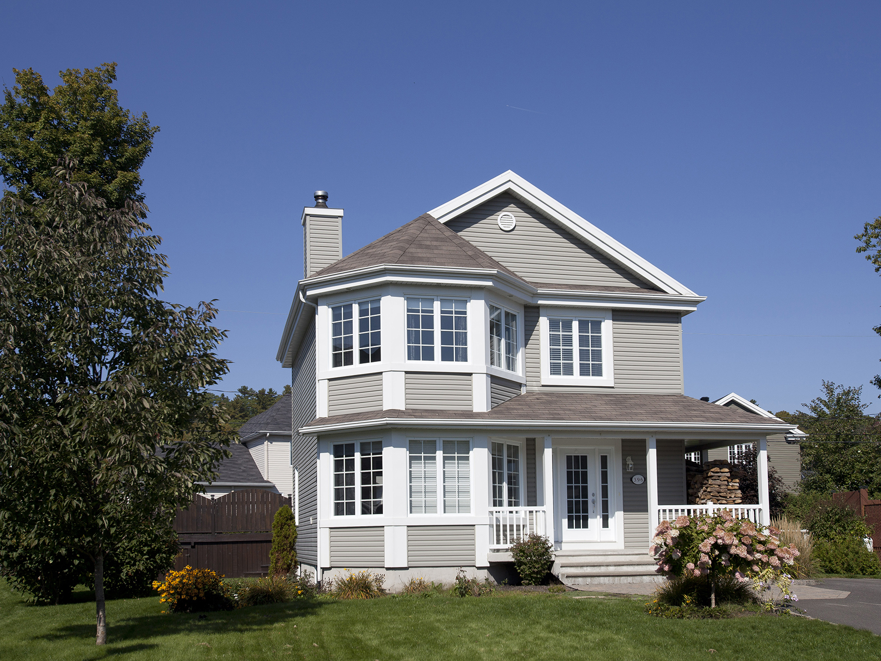 カナダ輸入住宅