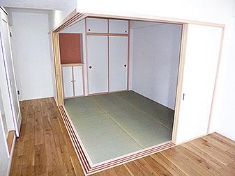 和室のAfter