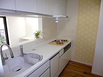 キッチンAfter画像