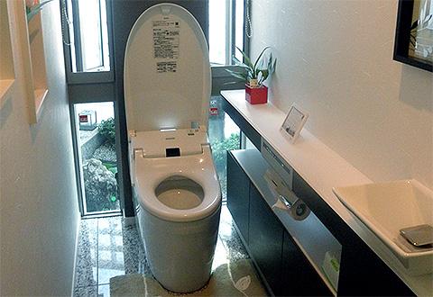 部位別 トイレ